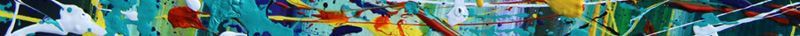 colourful banner for the about page